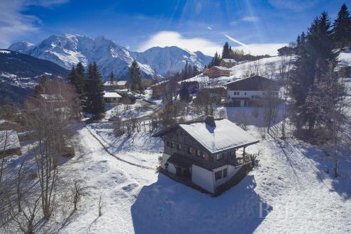 Luxus-Chalet zu verkaufen SAINT GERVAIS LES BAINS, 120 m², 5 Schlafzimmer, 595000€