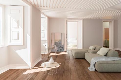 Luxus-Wohnung zu verkaufen Portugal, 129 m², 2 Schlafzimmer, 750000€
