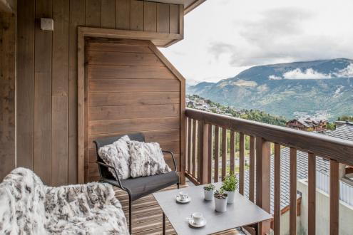 Luxury Apartment for sale SAINT BON TARENTAISE, 47 m², 2 Bedrooms, €570000