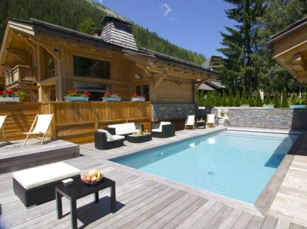 Luxury Chalet for rent CHAMONIX MONT BLANC, 360 m², 9 Bedrooms,