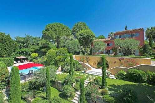 Luxe Domein  te koop GRASSE, 850 m², 14 Slaapkamers, 4690000€