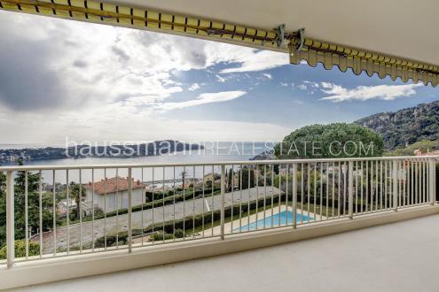 Luxus-Wohnung zu verkaufen VILLEFRANCHE SUR MER, 80 m², 2 Schlafzimmer, 1100000€