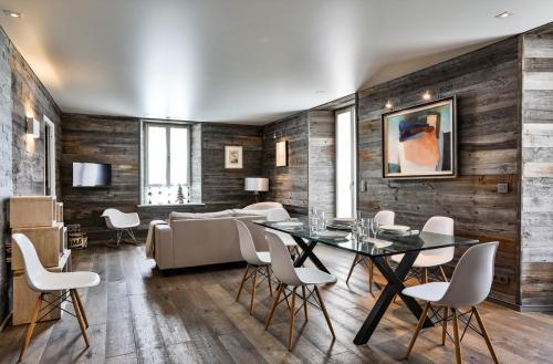 Luxury Apartment for rent CHAMONIX MONT BLANC, 90 m², 2 Bedrooms,