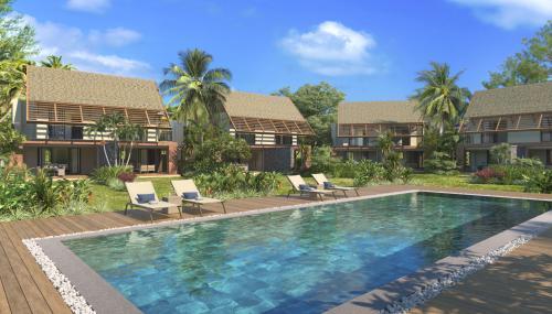 Luxus-Haus zu verkaufen Mauritius, 288 m², 3 Schlafzimmer, 1100000€