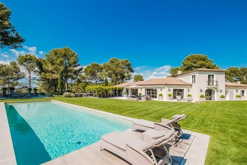Luxury House for rent MOUGINS, 600 m², 6 Bedrooms,