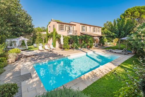 Luxe Huis te huur GASSIN, 220 m², 4 Slaapkamers,
