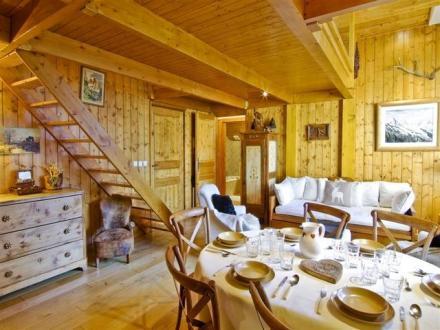 Appartement de luxe à louer CHAMONIX MONT BLANC, 85 m², 3 Chambres,