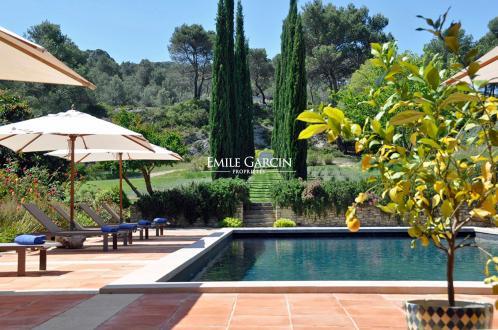 Luxus-Haus zu vermieten SAINT REMY DE PROVENCE, 600 m², 8 Schlafzimmer,