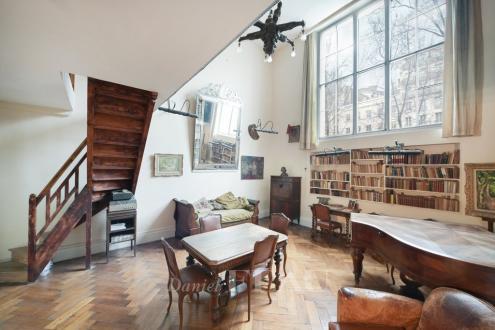 Appartement de luxe à vendre PARIS 9E, 98 m², 3 Chambres, 1456000€