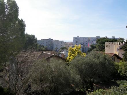 Luxe Appartement te huur CANNES, 98 m², 2 Slaapkamers, 2500€/maand