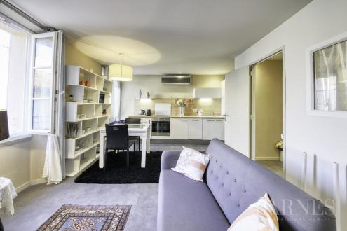 Luxus-Wohnung zu verkaufen SAINT TROPEZ, 54 m², 2 Schlafzimmer, 580000€