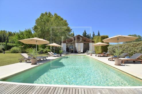 Luxus-Haus zu vermieten EYGALIERES, 500 m², 6 Schlafzimmer,
