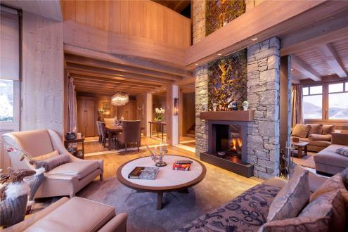 Casa di lusso in affito COURCHEVEL, 850 m², 5 Camere,