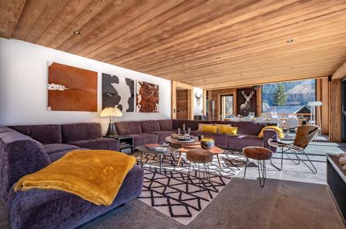 Casale di lusso in affito CHAMONIX MONT BLANC, 1 m², 6 Camere,