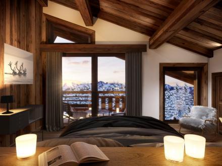 Luxe Appartement te koop MEGEVE, 92 m², 3 Slaapkamers, 1205000€
