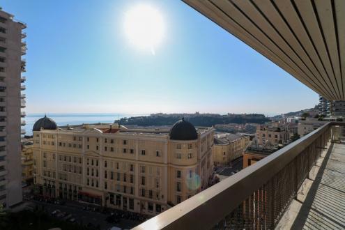Квартира класса люкс на продажу  Монако, 156 м², 3 Спальни, 19200000€