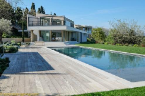 Вилла класса люкс на продажу  Сен-Тропе, 550 м², 5 Спальни, 13800000€