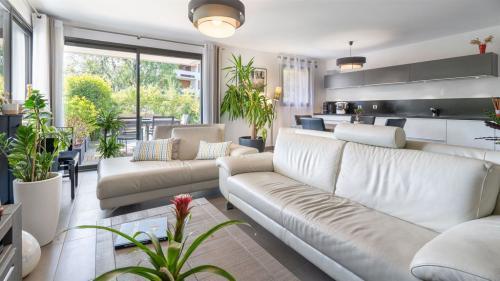 Luxus-Wohnung zu verkaufen ANNECY LE VIEUX, 105 m², 3 Schlafzimmer, 892000€