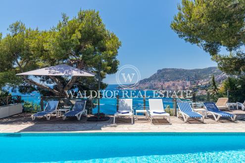 Villa de luxe à vendre ROQUEBRUNE CAP MARTIN, 270 m², 5 Chambres, 4950000€
