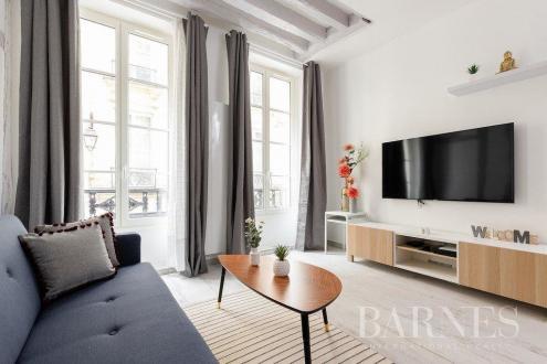 Appartement de luxe à vendre PARIS 3E, 34 m², 1 Chambres, 538000€