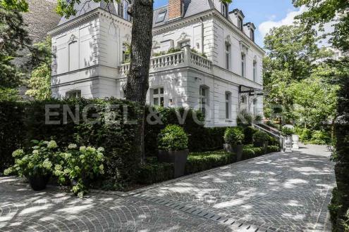 Hôtel particulier de luxe à vendre PARIS 16E, 7 Chambres, 20730000€