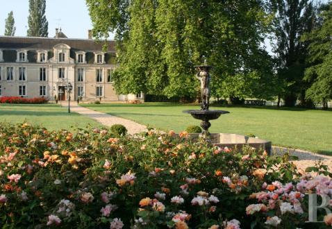 Château / Manoir de luxe à vendre ROMORANTIN LANTHENAY, 1300 m², 14 Chambres, 2150000€
