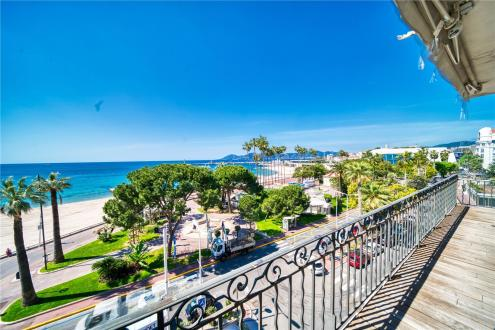 Luxury Apartment for sale CANNES, 132 m², 3 Bedrooms, €2995000