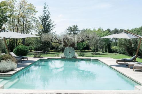 Luxury House for rent MAUSSANE LES ALPILLES, 840 m², 8 Bedrooms,