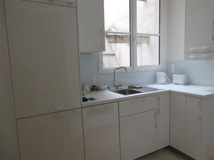 Luxus-Wohnung zu vermieten PARIS 4E, 43 m², 1 Schlafzimmer, 1800€/monat