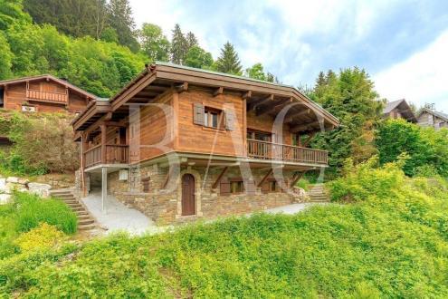Шале класса люкс на продажу  Межев, 130 м², 3 Спальни, 1500000€
