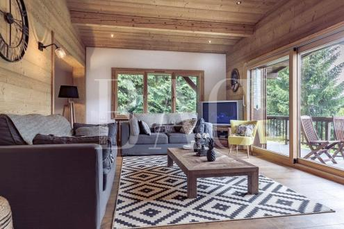 Luxury Chalet for sale MEGEVE, 130 m², 3 Bedrooms, € 1 500 000