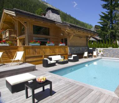 Luxe Landhuis te huur CHAMONIX MONT BLANC, 1 m², 6 Slaapkamers,