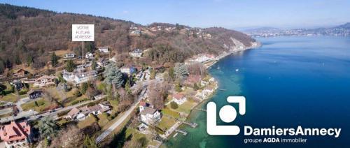 Luxus-Wohnung zu verkaufen SEVRIER, 103 m², 3 Schlafzimmer, 742000€