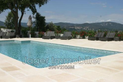 Luxus-Villa zu verkaufen COGOLIN, 200 m², 5 Schlafzimmer, 1210000€