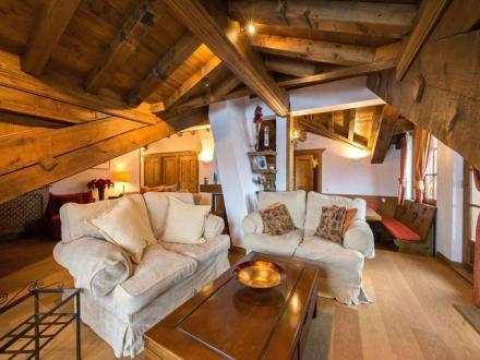 Appartamento di lusso in affito COURCHEVEL, 97 m², 2 Camere,