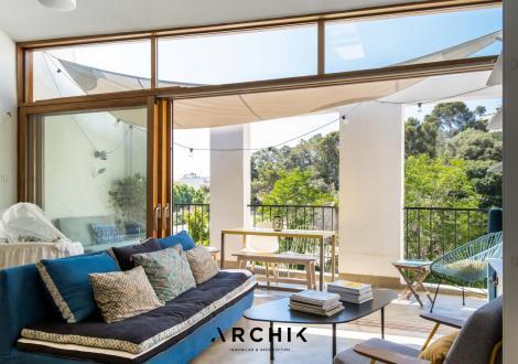 Luxus-Haus zu verkaufen MARSEILLE, 120 m², 3 Schlafzimmer, 725000€