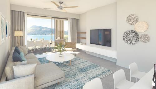 Appartement de luxe à vendre Ile Maurice, 121 m², 3 Chambres, 614359€