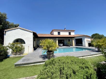 Villa de luxe à vendre AIX EN PROVENCE, 192 m², 3 Chambres, 759200€