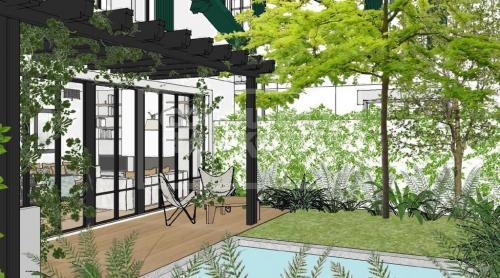 Luxus-Haus zu verkaufen BIARRITZ, 94 m², 3 Schlafzimmer, 1150000€