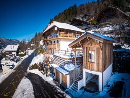 Luxus-Chalet zu verkaufen MORZINE, 267 m², 5 Schlafzimmer, 2100000€