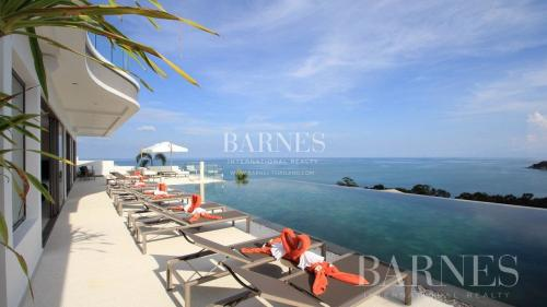 Luxus-Villa zu verkaufen Thailand, 850 m², 5 Schlafzimmer, 1630109€