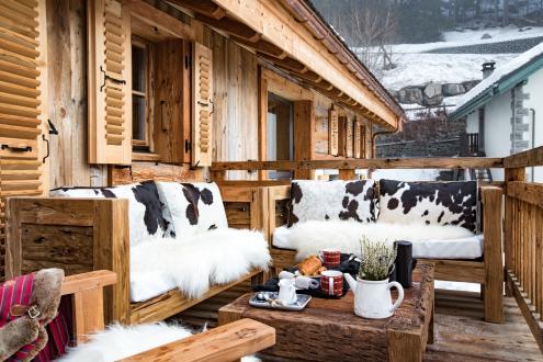 Luxus-Chalet zu vermieten CHAMONIX MONT BLANC, 250 m², 6 Schlafzimmer,