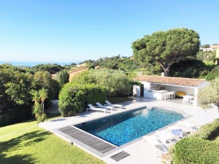 Casa di lusso in affito LA CROIX VALMER, 280 m², 7 Camere,