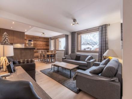 Appartamento di lusso in affito VAL D'ISERE, 77 m², 3 Camere,