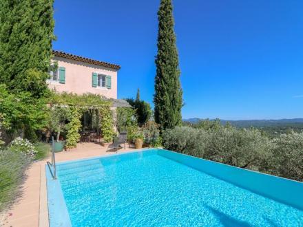 Villa de luxe à vendre SEILLANS, 300 m², 5 Chambres, 1200000€