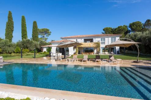 Luxus-Haus zu verkaufen MOUGINS, 600 m², 5 Schlafzimmer, 4950000€