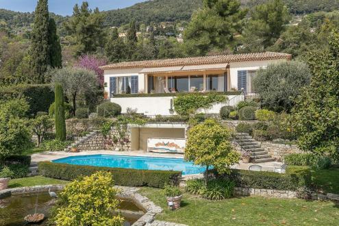 Villa de luxe à vendre GRASSE, 354 m², 7 Chambres, 2290000€