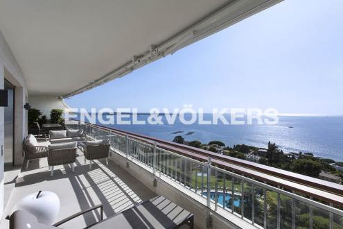 Appartement de luxe à vendre CANNES, 183 m², 4 Chambres, 3800000€