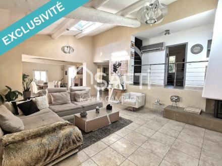 Luxus-Villa zu verkaufen L'ISLE SUR LA SORGUE, 190 m², 5 Schlafzimmer, 719000€