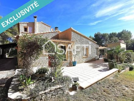 Villa de luxe à vendre L'ISLE SUR LA SORGUE, 190 m², 5 Chambres, 790000€